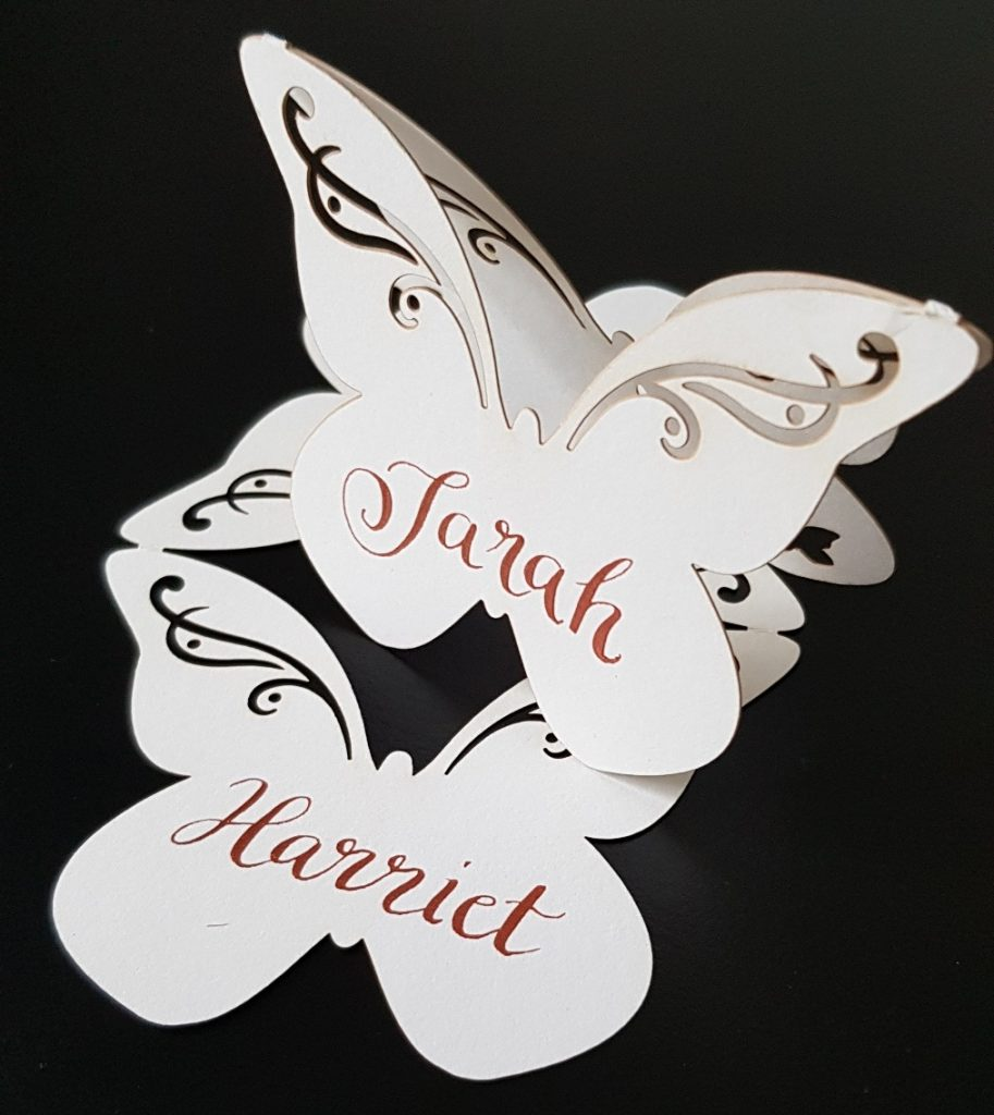 calligraphy cards gifts