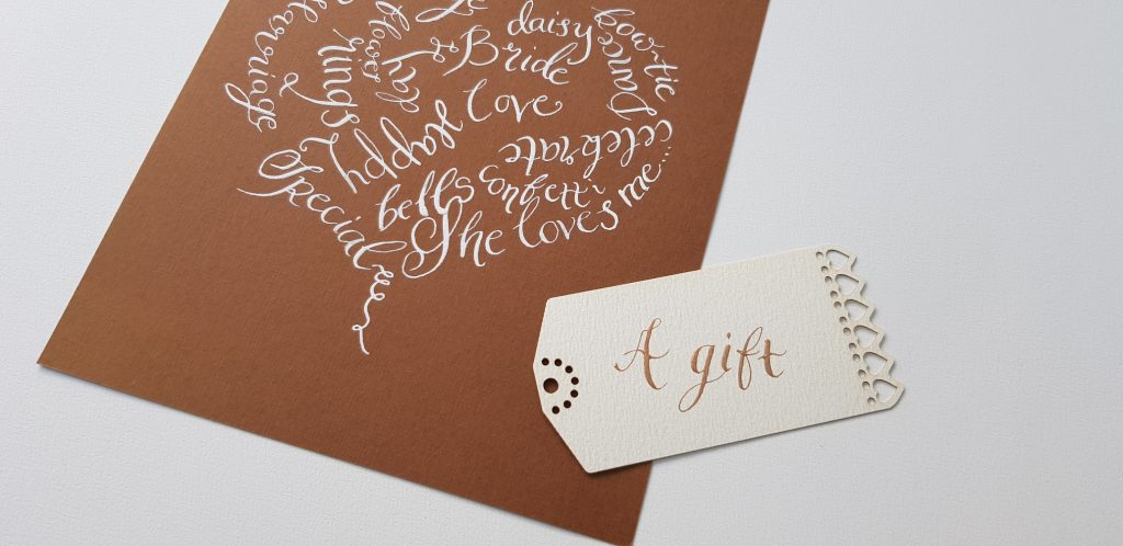 gifts special handwritten messsages