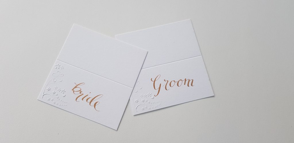 wedding placeholders