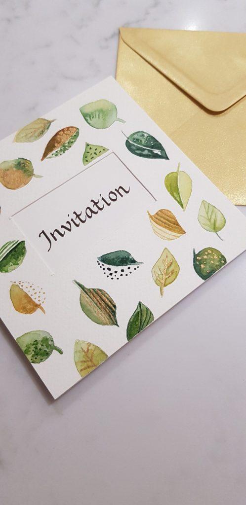 handwritten invitations 4