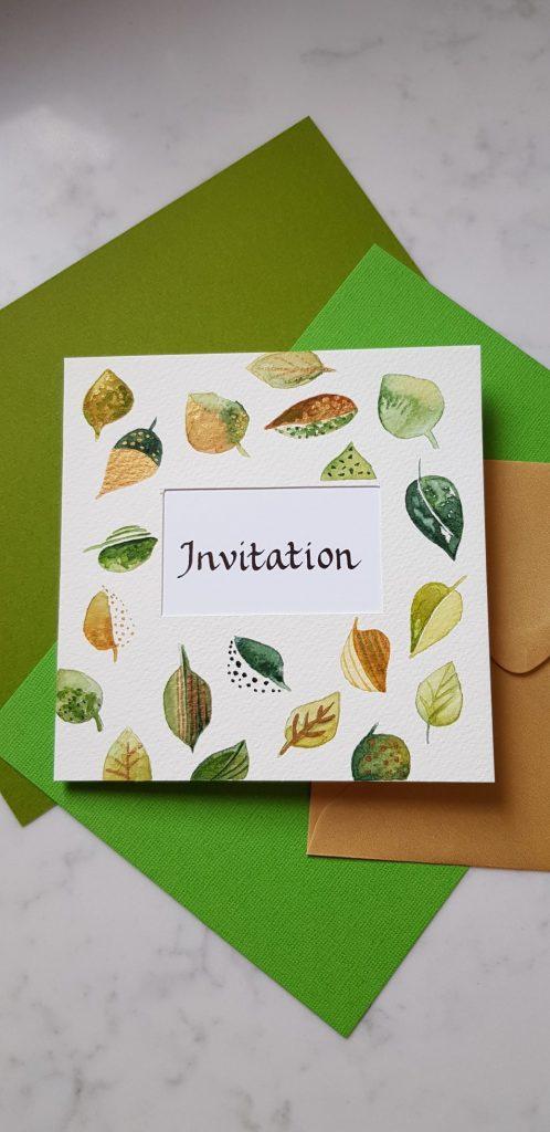 handwritten invitations 6